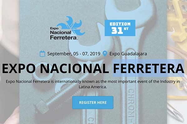 2019 Sep Expo Nacional Ferretera