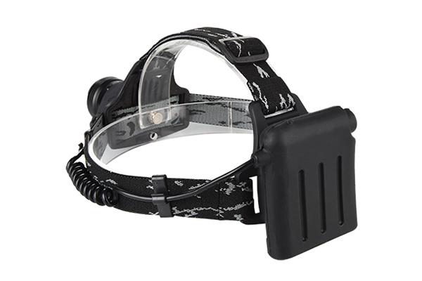 AA battery headlamp CREE LED 700LM 150m lighting distance 2