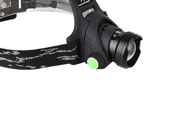 AA battery headlamp CREE LED 700LM 150m lighting distance 3