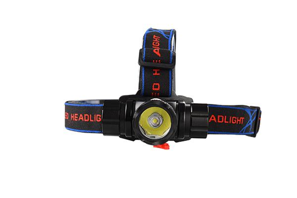 Hunting headlamp 200m lighting distance Luminus 10E LED 1