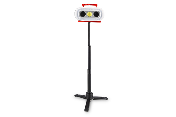 Work lights with handle can play audio music via bluetooth 1
